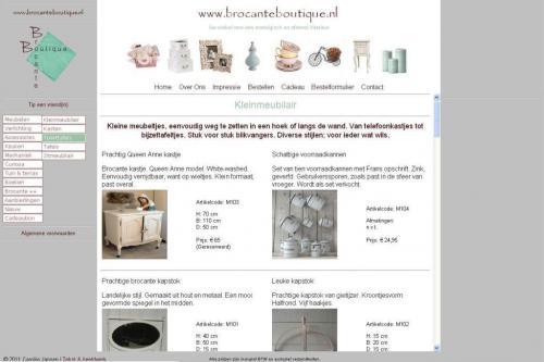 Website-Brocante-Boutique