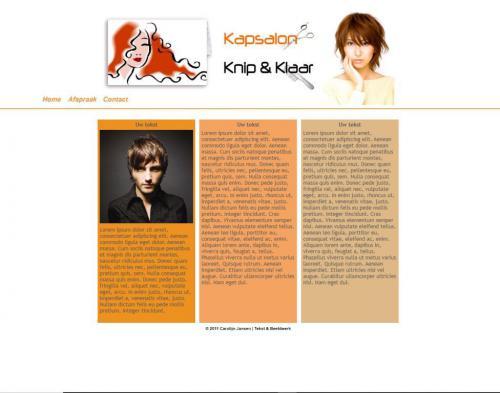 Website-Kapsalon-Knip-en-Klaar