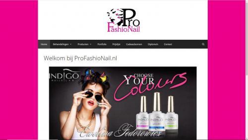 Website-Profashionail
