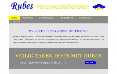 Website-Rubes-Personeelsdiensten