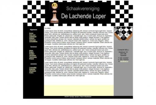 Website-Schaakvereniging-De-lachende-loper