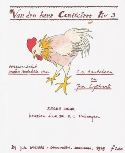 Van den hane Canticleer