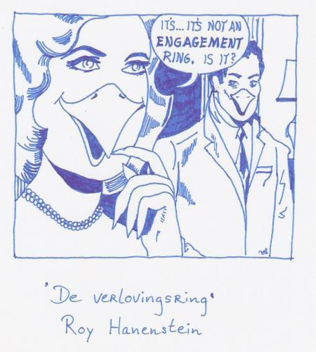 Roy Hanenstein - De verlovingsring